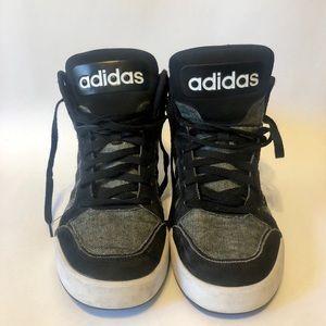 Men's Adidas Hi-Tops Sz 10